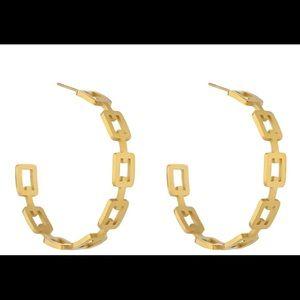 Minimalist Chain Stainless Earrings for Women